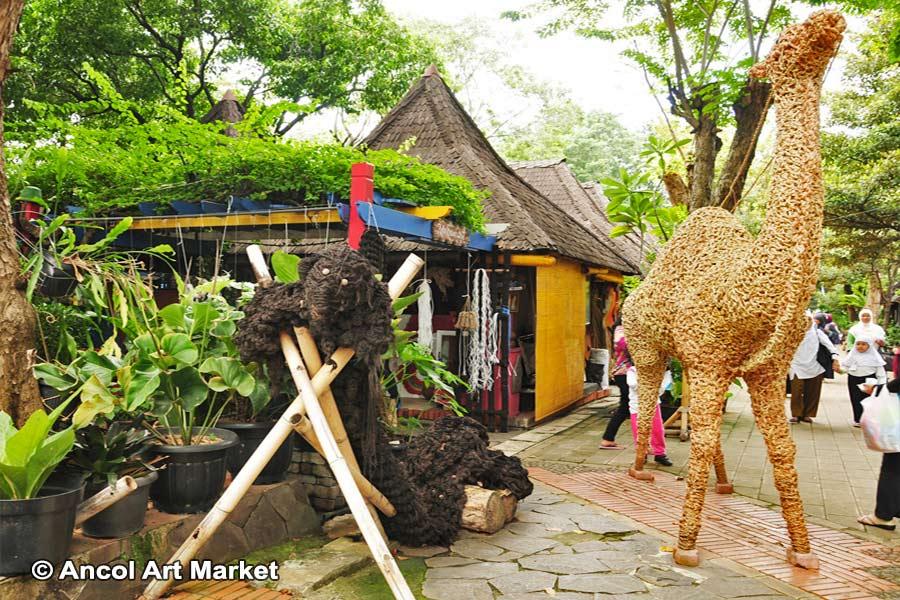 Image result for Art Market jakarta