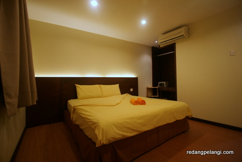 Redang Pelangi Double Room