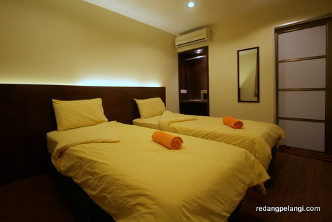 Redang Pelangi Twin Room