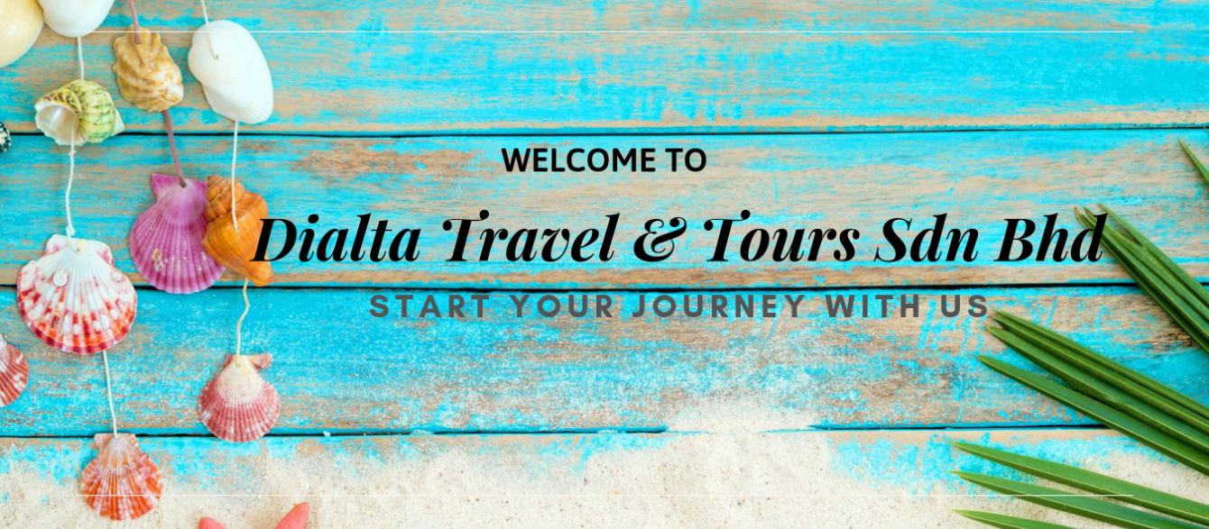Dialta Travel & Tours Sdn Bhd